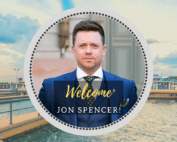 Welcome Jonathan Spencer