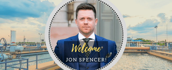 Welcome Jonathan Spencer