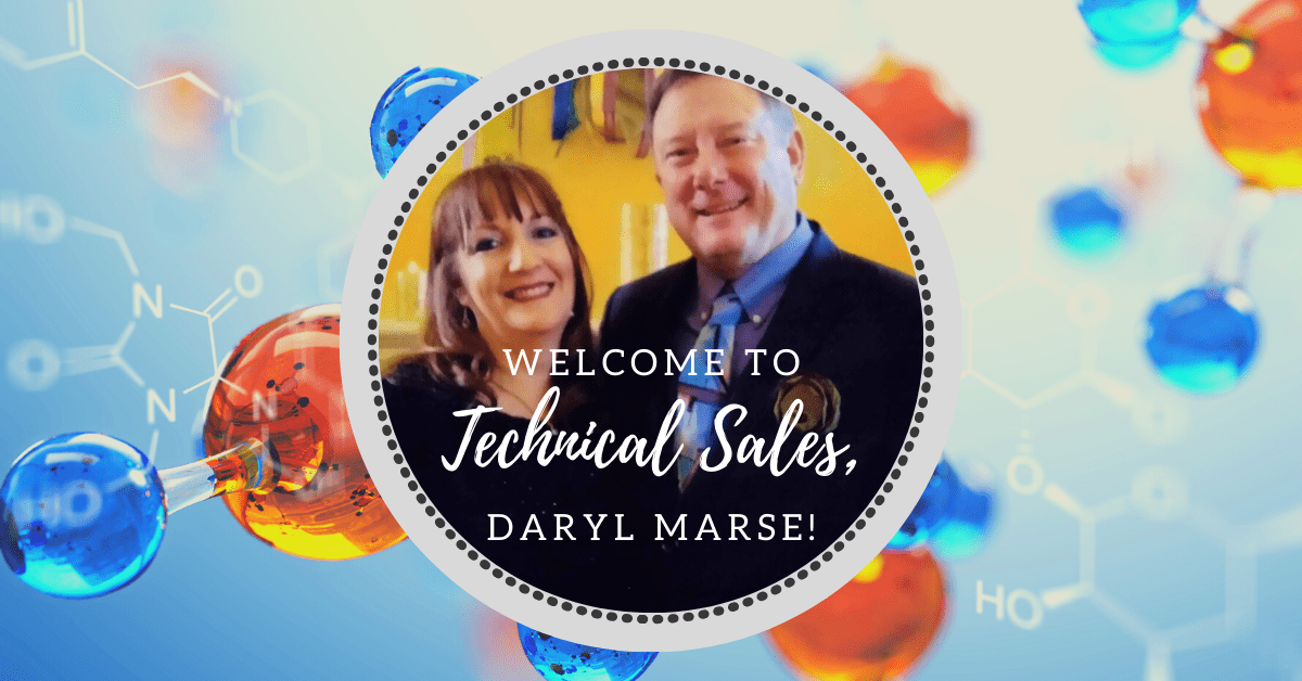 ASI Welcome Daryl Marse to Technical Sales