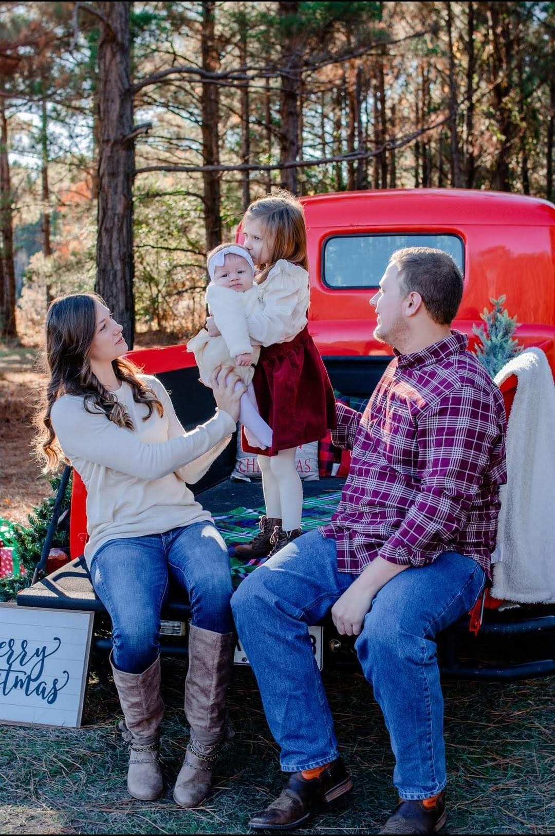 Joshua Sellers and Family