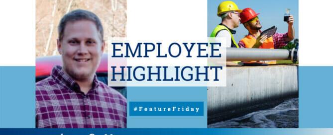 Employee Highlight, Joshua Sellers